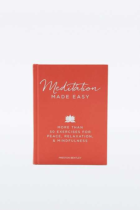 "Buch ""Meditation Made Easy"""