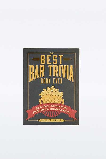 "Buch ""The Best Bar Trivia Book Ever"""