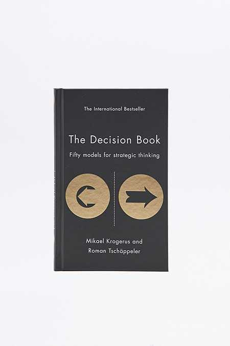 "Buch ""The Decision Book: 50 Models for Strategic Thinking"""