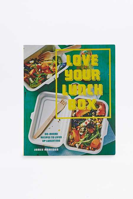 "Buch ""Love Your Lunchbox"""