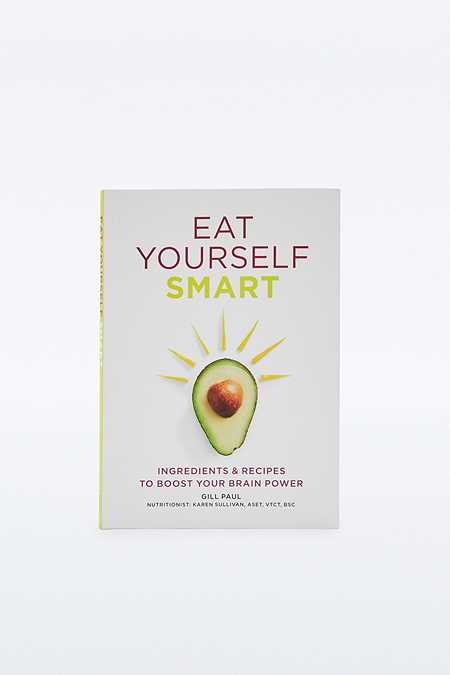 """Buch """"Eat Yourself Smart: Ingredients & recipes to boost your brain power"""""""