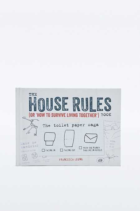 """Buch """"The House Rules or"""""""