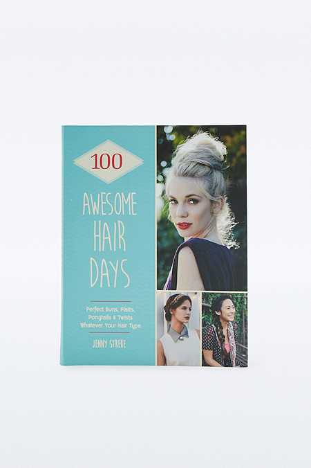 "Buch ""100 Awesome Hair Days"""