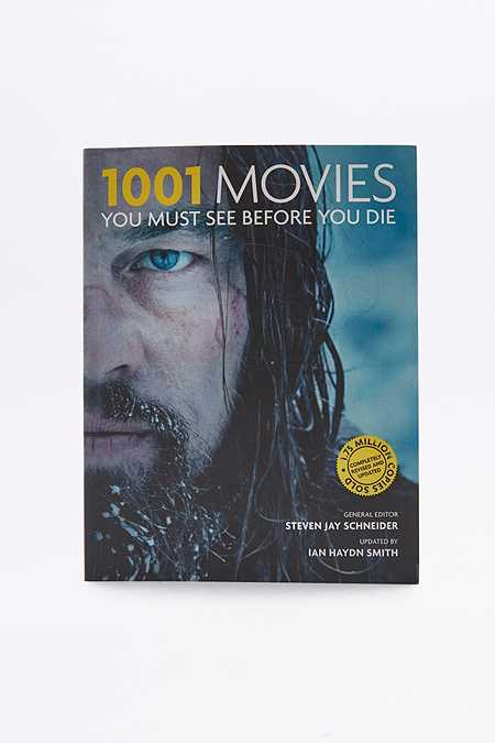 Livre « 1001 Movies You Must See Before You Die »