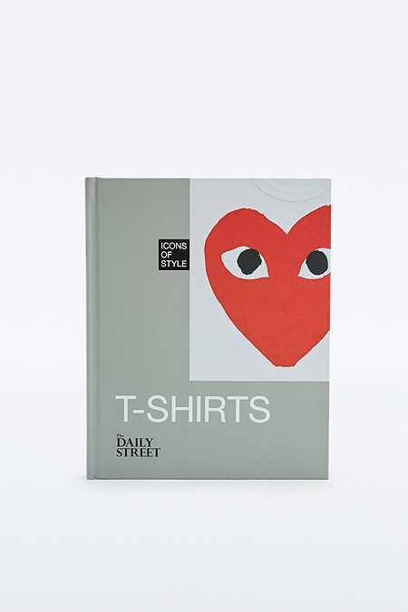 "Buch ""Icons of Style: Cult T-Shirts"""