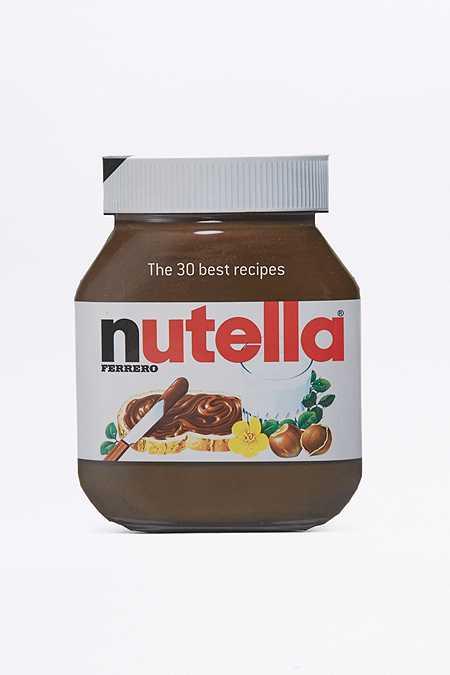 Nutella : le livre des 30 meilleures recettes
