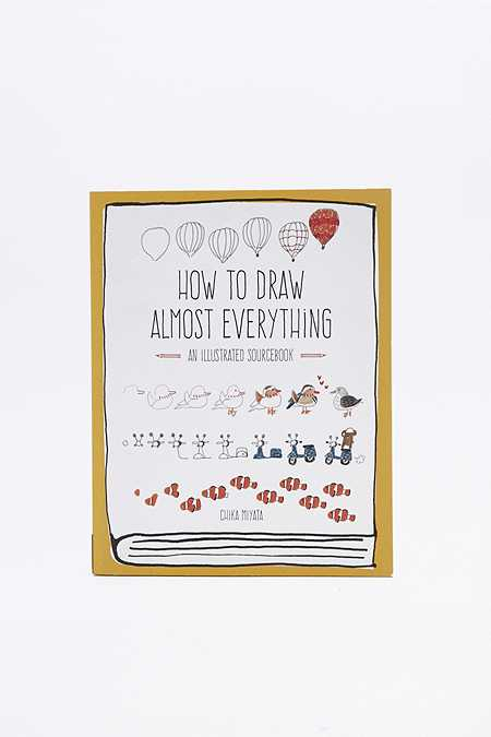 Livre How to Draw Almost Everything : An Illustrated Sourcebook