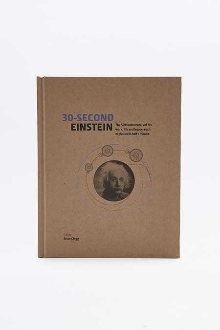 Livre 30-Second Einstein