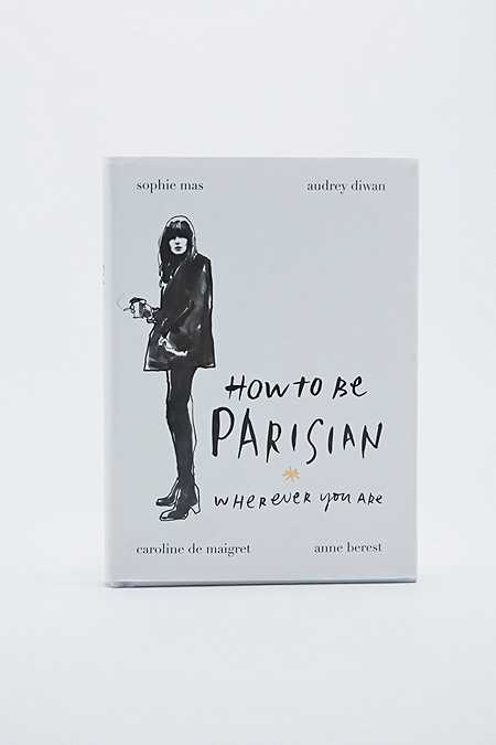 """Buch """"How To Be Parisian"""""""