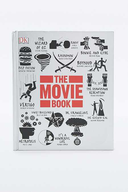 "Buch ""The Movie Book"""