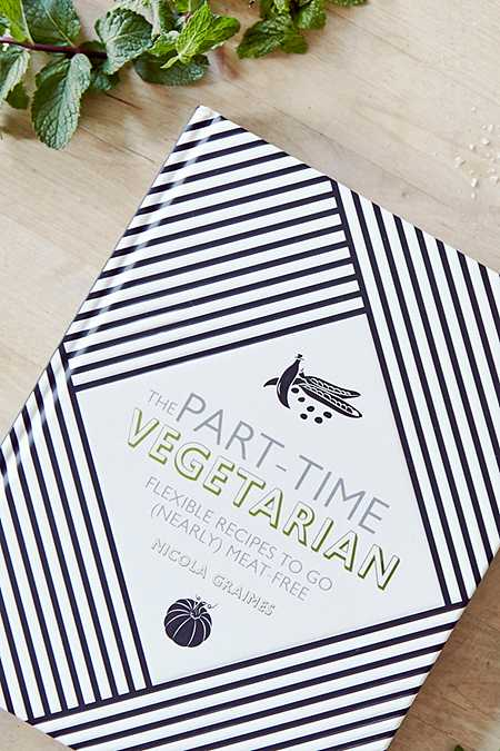 "Buch ""The Part-Time Vegetarian"""