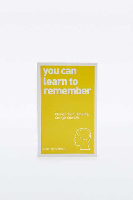 "Buch ""You Can Learn to Remember"""