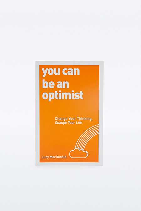 "Buch ""You Can Be An Optimist"""
