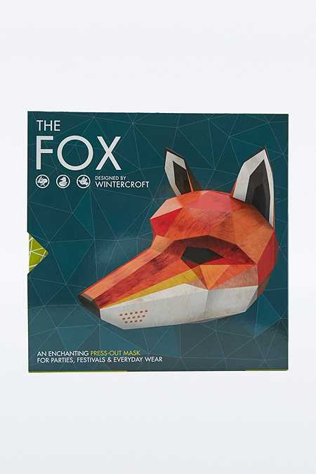 "Ratgeber ""The Fox: Designed by Wintercroft"""