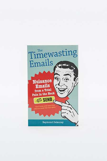 """Buch """"The Timewasting Emails"""""""