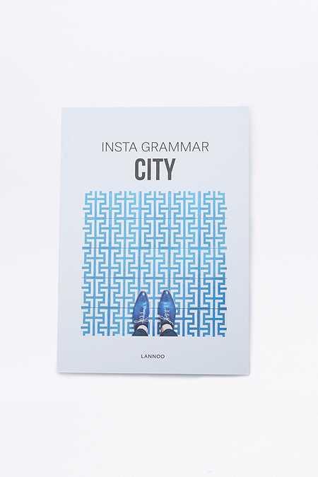 Livre Insta Grammar : City