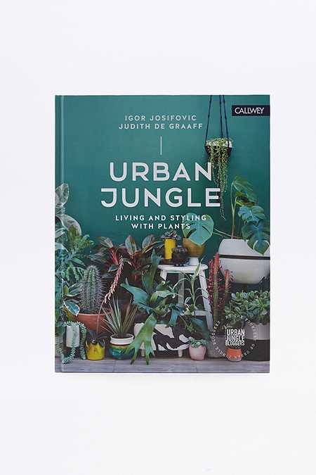 Livre Urban Jungle: Living and Styling with Plants