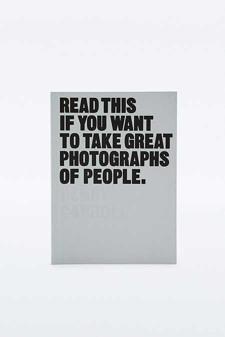 "Buch ""Read This If You Want to Take Great Photographs of People"""