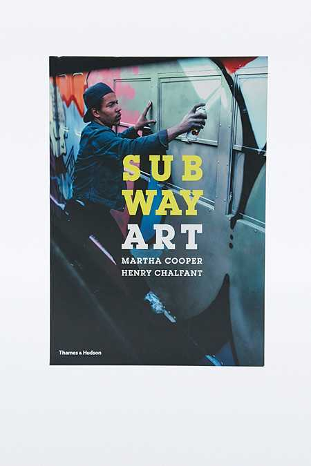 "Buch ""Subway Art"""