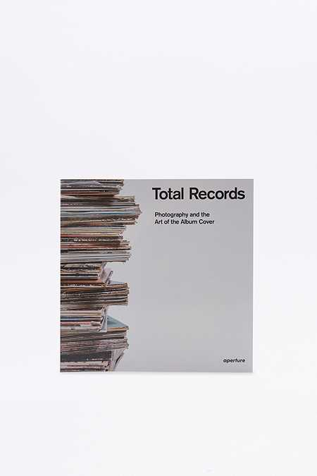 Livre Total Records : Photography and the Art of the Album Cover