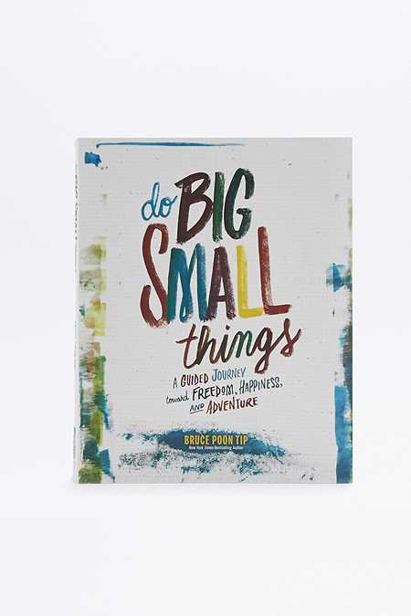 "Buch ""Do Big Small Things"""