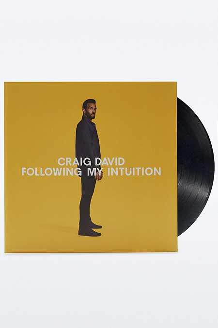 Disque vinyle Craig David : Following My Intuition