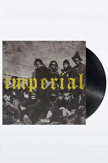 Disque vinyle Denzel Curry : Imperial