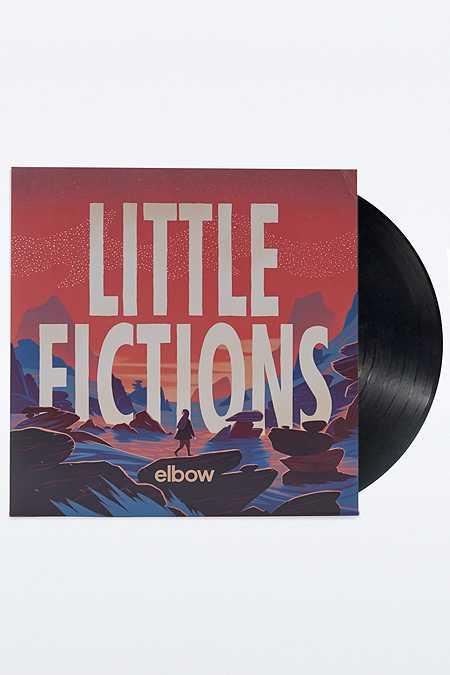 Disque vinyle Elbow : Little Fictions