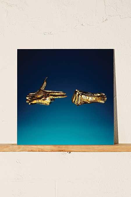 Disque vinyle 3XLP Run The Jewels : Run The Jewels 2