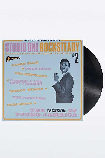 Disque vinyle Soul Jazz Records : Studio One Rocksteady Vol. 2 d