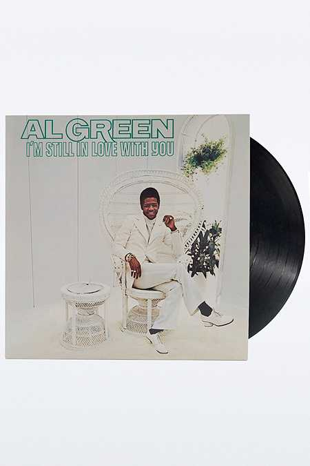 Disque vinyle Al Green : I'm Still In Love With You