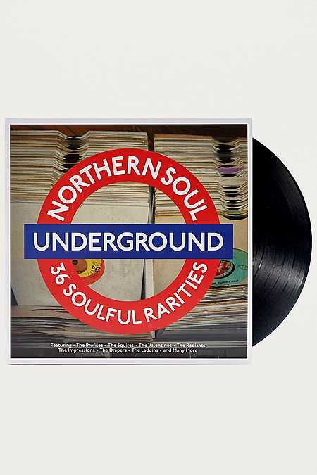 Disque Vinyle Northern Soul Underground : 36 Soulful Rarities