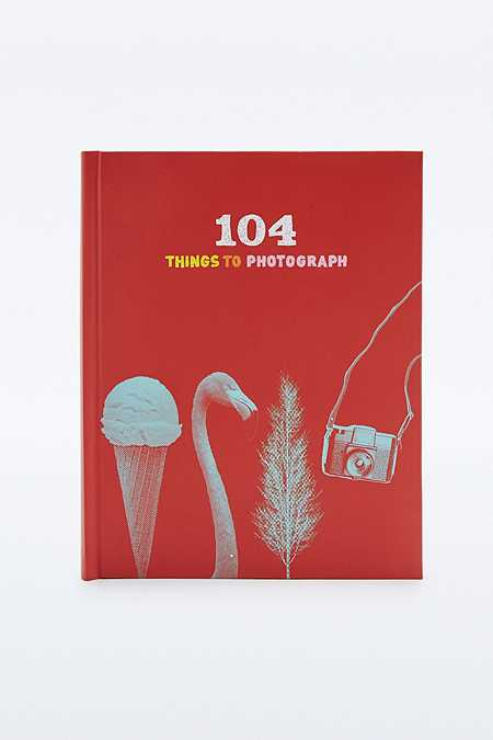 "Buch ""104 Things to Photograph"""