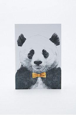 Ohh Deer Panda A5 Notebook