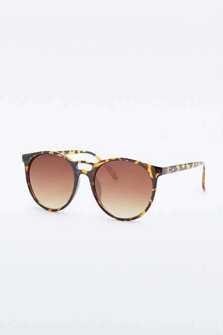 Quay All Cried Out Tortoishell Suglasses