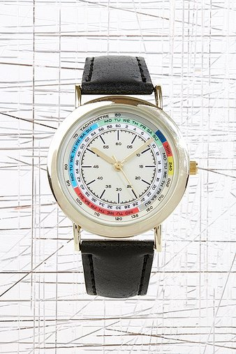 Tachymeter Watch