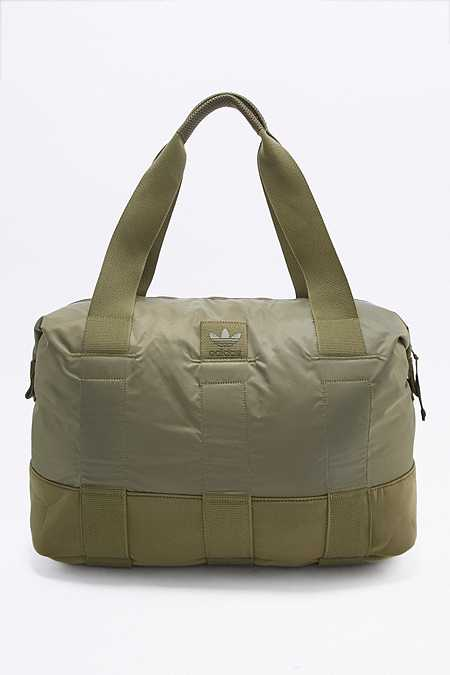 adidas Originals – Reisetasche in Khaki