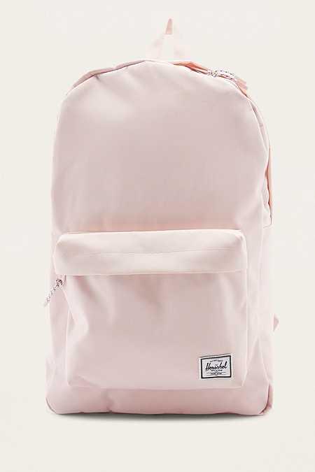 Herschel Supply Co. X UO – Klassischer Rucksack in Cloud Pink