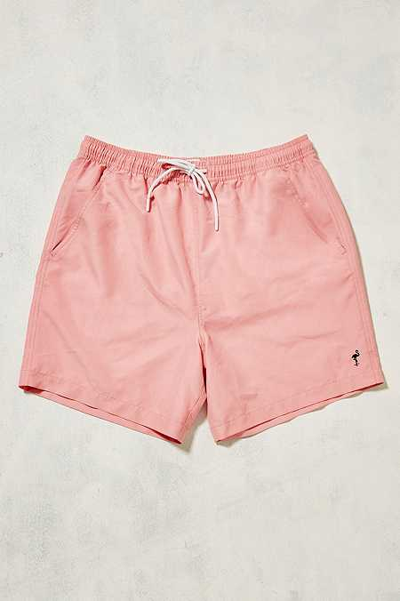 UO - Short de bain rose