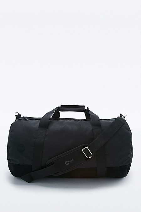 Mi-Pac Classic Black Barrel Bag
