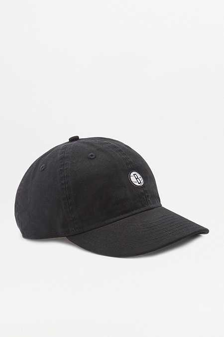 New Era - Casquette NBA Brooklyn Nets noire