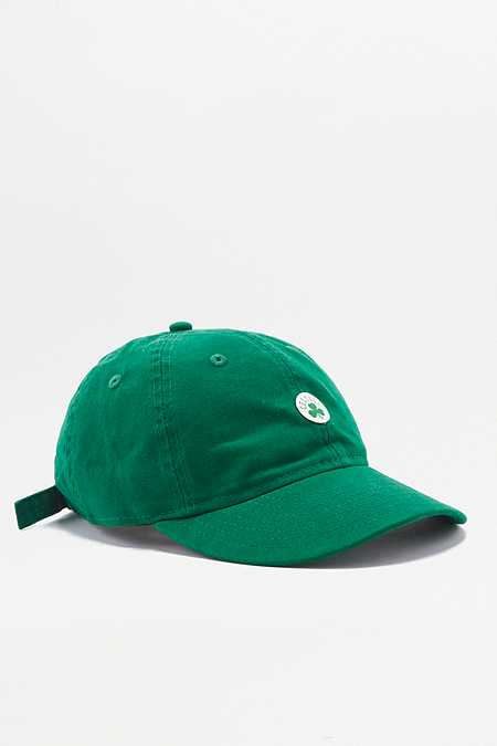 New Era - Casquette réglable Boston Celtics verte