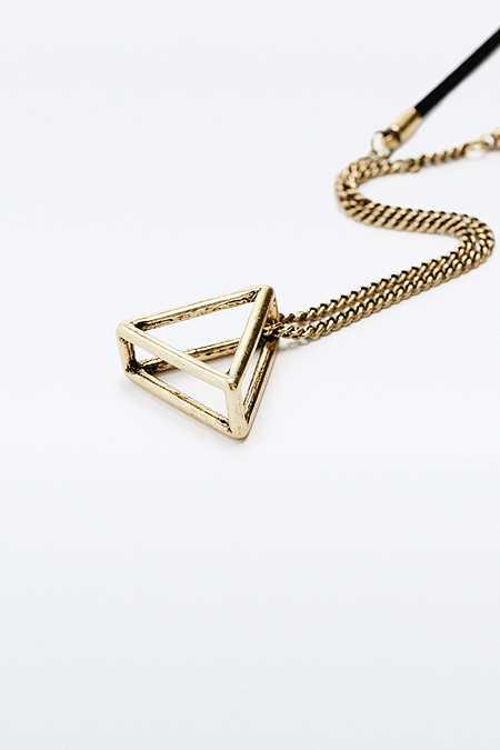 """Icon Brand – Halskette """"Triad Fixation"""""""