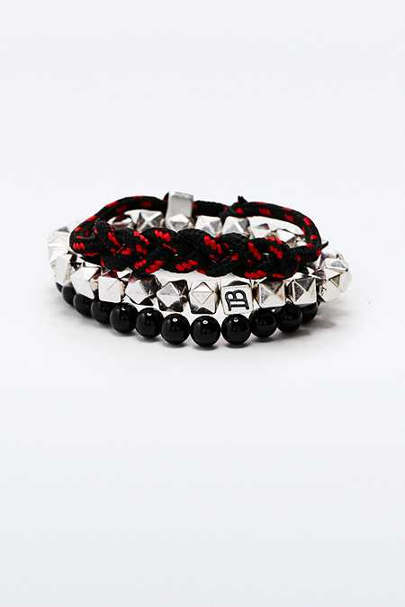 """Icon Brand – Armband """"Dotted Line"""""""
