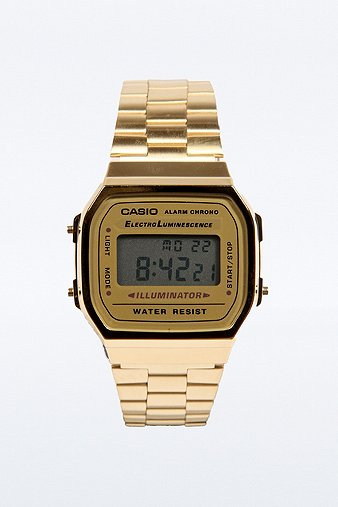 casio gold classic digital outfitters