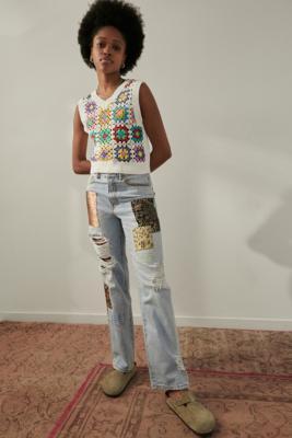 UO - Débardeur en maille crochetée - Urban Outfitters - Modalova