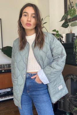 UO - Veste rembourrée Ally - Urban Outfitters - Modalova
