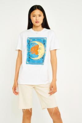 moon-tarot-card-t-shirt by urban-outfitters