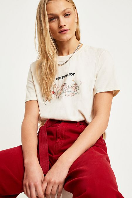 3e5b71f1801a9a Forget Me Not Cherub T-Shirt