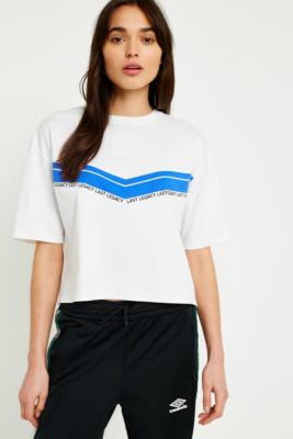Urban Outfitters - UO Last Legacy Chevron T-Shirt, White